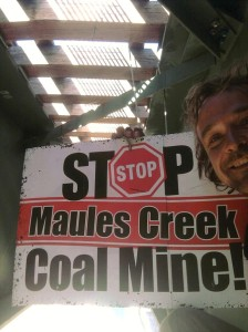 stop Maules creek